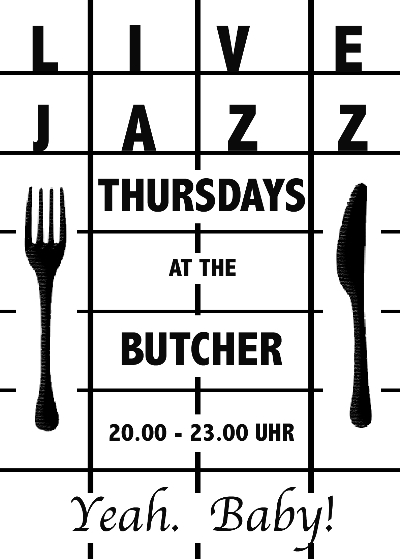 Jazz at the Butcher