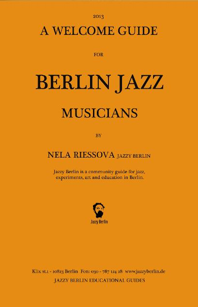 Berlin musicians welcome guide